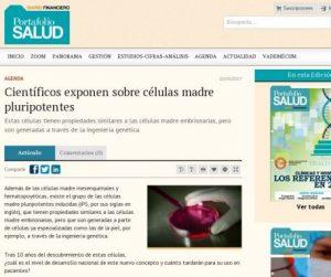 científicos chilenos exponen sobre células madre pluripotentes