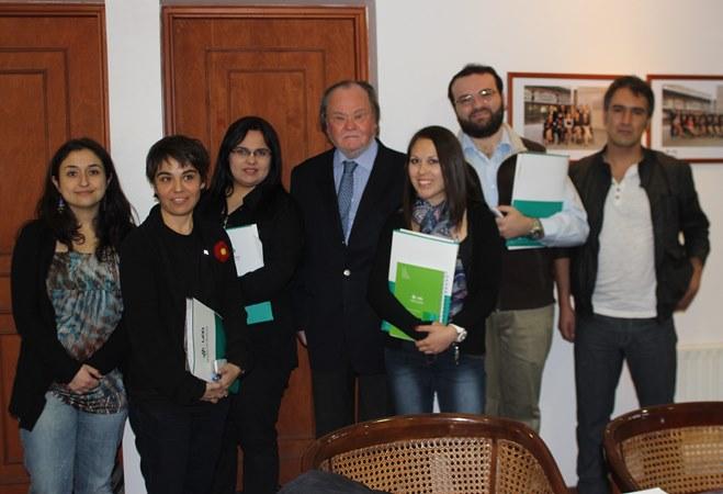 Alumnos Doctorado y Doctor Urzúa