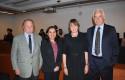 Autoridades CAS y UDD con Dra Mickan