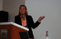 Fiona Bull en Seminario Actividad Física y Espacio público