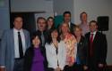 Organizadores e invitados extranjeros seminario Actividad Física