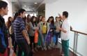 Visita en Clínica UDD