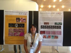 Dra. Alejandra Castro en 17° Congreso Internacional de Patología y Medicina Oral 2014