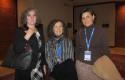 Andre Olea, Catterina Ferreccio PUC y Ximena Aguilera