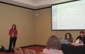 Macarena Hitmas, exposición TB en carceles