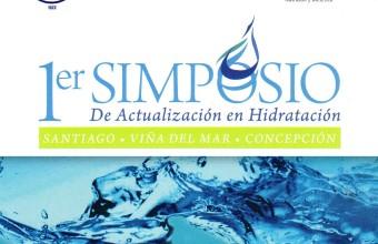 Importancia de la Hidratación en el ciclo vital: primer simposio de actualización