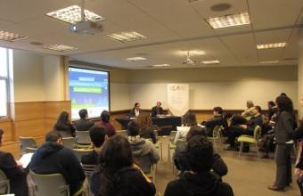 Observatorio de Bioética y Derecho realiza seminario sobre sustentabilidad en Chile