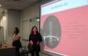 Daniela Ahumada presenta Proyecto Pont