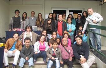 Facultad de Medicina recibe a la Corporación Pequeñas Personas de Chile