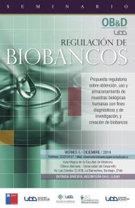 Biobancos afiche