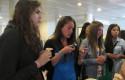 Encuentro Carreras de la Salud Clínica Alemana 2014 - Estudiantes - Fonoaudiología