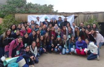 UDD en Caminata de Los Andes por séptimo año consecutivo