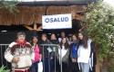 Estaciones de Salud - Caminata de Los Andes 2014