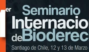 Primer Seminario Internacional de Bioderecho en la UDD