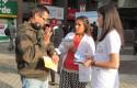 Paseo Ahumada - Campaña Pérdida Auditiva 2014