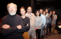 2 Dr Glasinovic junto al grupo de actores