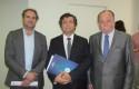 Alberto Lecaros, Raúl Campusano, Jorge Urzúa
