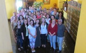 Directivos y docentes - Jornada Acreditación Odontología 2014