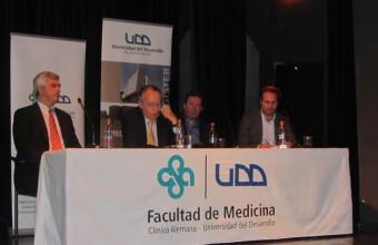 Seminario sobre regulación de biobancos en la Facultad de Medicina CAS-UDD