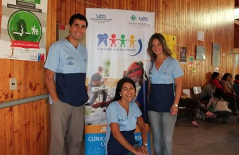 Odontología UDD Santiago se suma a programa Friendship and Oral Health