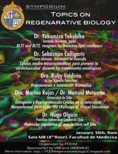 Simposio Biología Regenerativa