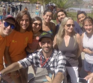 Fonoaudiología Lollapalooza 2015 2