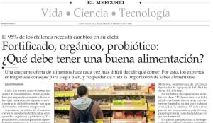 Fortificado, organico, probiotico