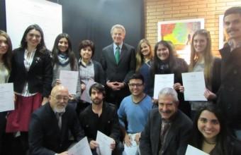 Facultad de Medicina premia a sus artistas