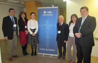 Gran convocatoria en Seminario Internacional de Bioética