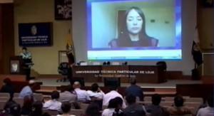 Conferencia Báltica en Ecuador 2
