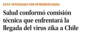 Salud conformó comisión que enfrentará la llegada del virus zika a Chile