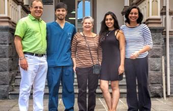 Estudiante de Medicina UDD realiza intercambio en el extranjero