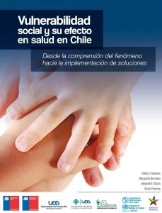 Portada Libro Vulnerabilidad social y su efecto en salud en Chile