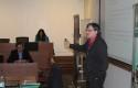 Joan Benach en la UDD (1)