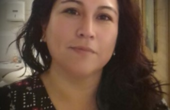 Julia Aguilar, egresada de Kinesiología