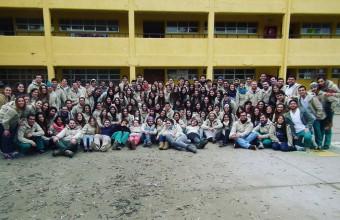 Más de 100 alumnos de la Facultad participaron en nueva versión de Sonríe UDD