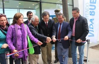 Inauguran módulo asistencial-docente en Cesfam de La Granja