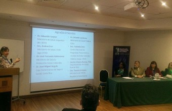 Directora de Enfermería UDD participó en Encuentro Internacional de Enfermedades No Transmisibles