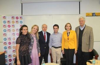 FEUDD realizó debate sobre sistema previsional chileno en la Facultad
