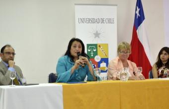 Doctora Armijo participó en Jornada Internacional de Simulación Clínica