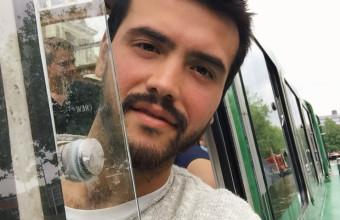 Mauricio Campos: estudiante de Medicina que expuso en Congreso Internacional
