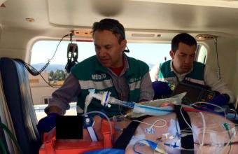Rodrigo Rosas: Director Programa Especialidad Médica en Medicina de Urgencia