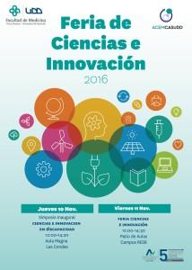 Feria ciencia e innovación