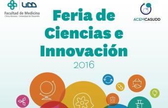 ACEM CAS-UDD invita a 2da Feria de Ciencias e Innovación