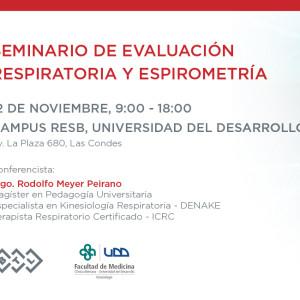 Invitación seminario Evaluación Respiratoria y Espirometría - copia