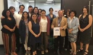 Finaliza curso sobre migracion y salud