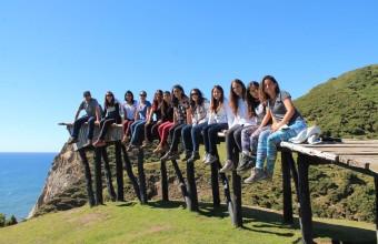 Estudiantes de la Facultad realizaron prácticas de verano en Chiloé
