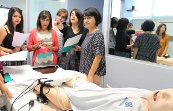 Culmina ciclo de verano de formación de docentes en Simulación Clínica