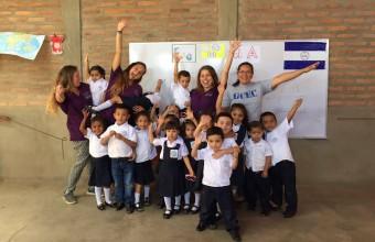 Alumnas de Nutrición UDD realizaron Internado en Nicaragua