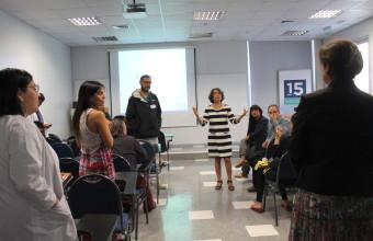 Tutores y actores participaron en Encuentro del Programa de Pacientes Entrenados